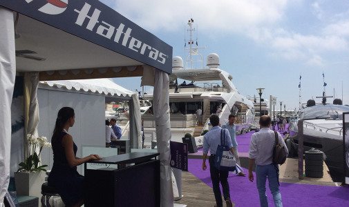 """Cannes Yachting Festival 2014<h6 style=""""color:#ddd;"""">09/09/2014 &#8211; 14/09/2014</h6>"""